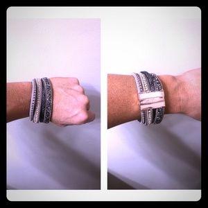 Torrid magnetic cuff bracelet